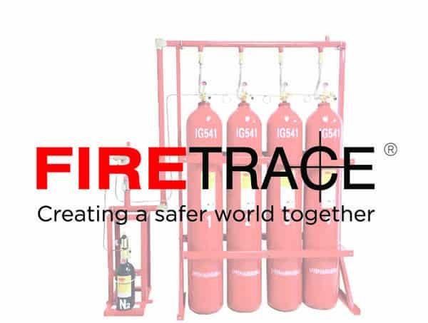 Firetrace Poster